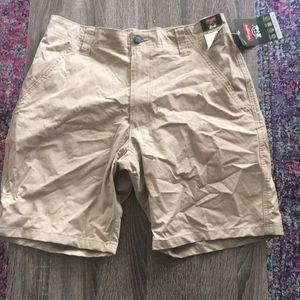 Men's Wranglers Khaki Shorts